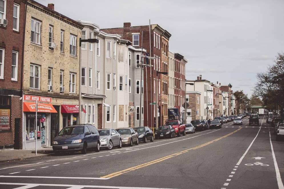 Lower Chelsea Street East Boston