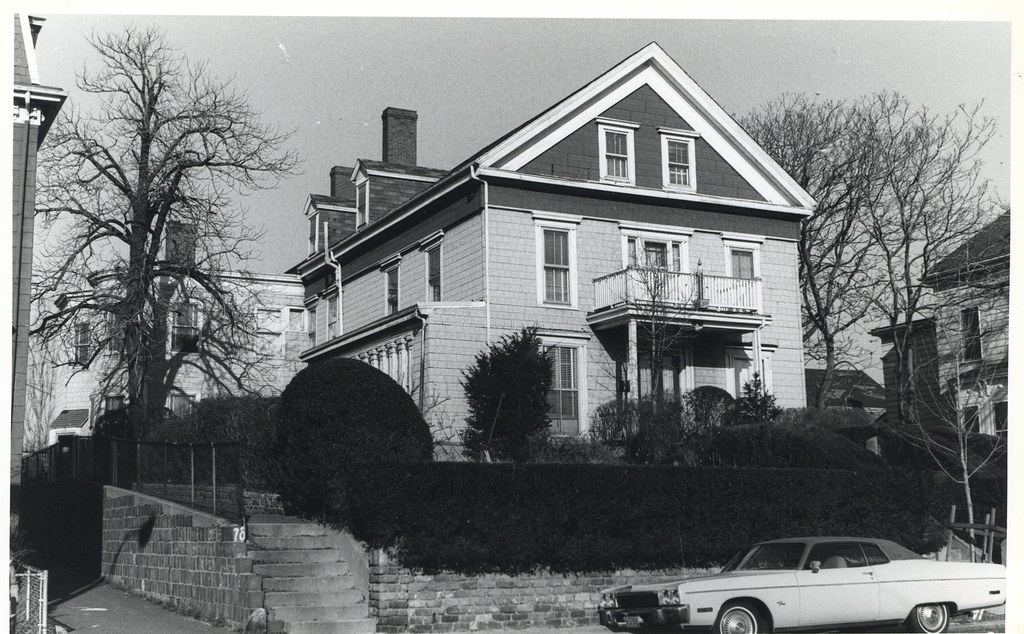 East Boston Donald McKay House