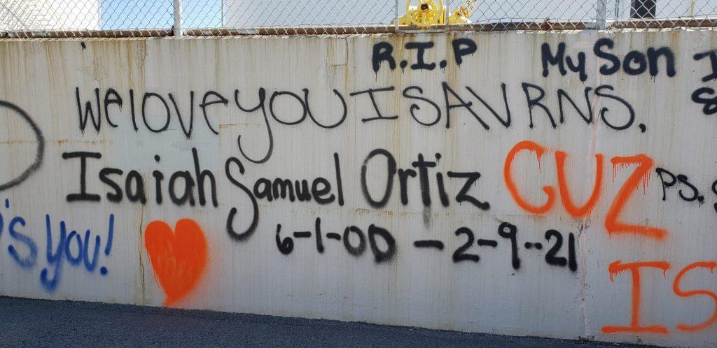 On Chelsea Street Isaiiah S. Ortiz Memory