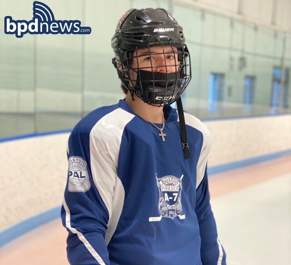 BPD News East Boston Hockey