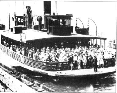 East Boston Ferry