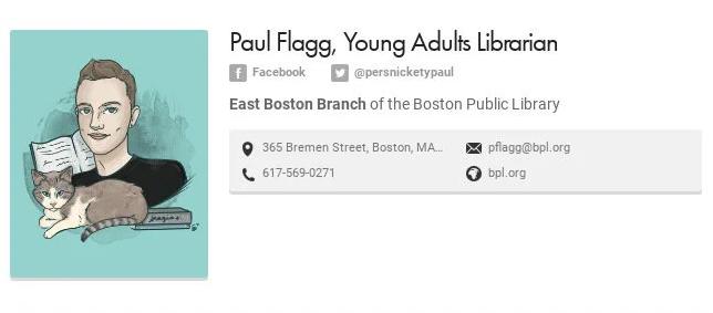 Paul Flagg East Boston Library Update