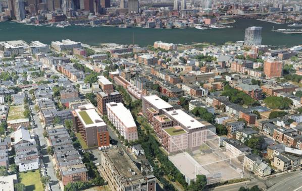 Bremen Street Proposal East Boston