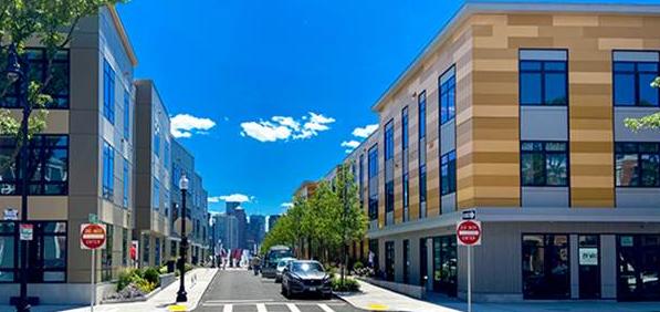East Boston Housing 125 HarborWalk WinnCompanies