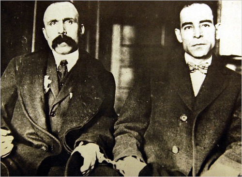 Sacco and Vanzetti the East Boston connection