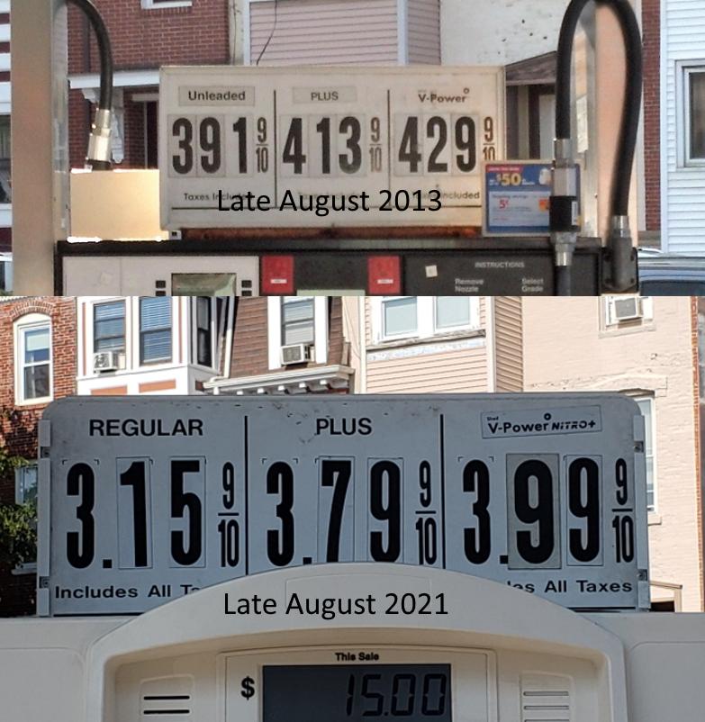East Boston Economics